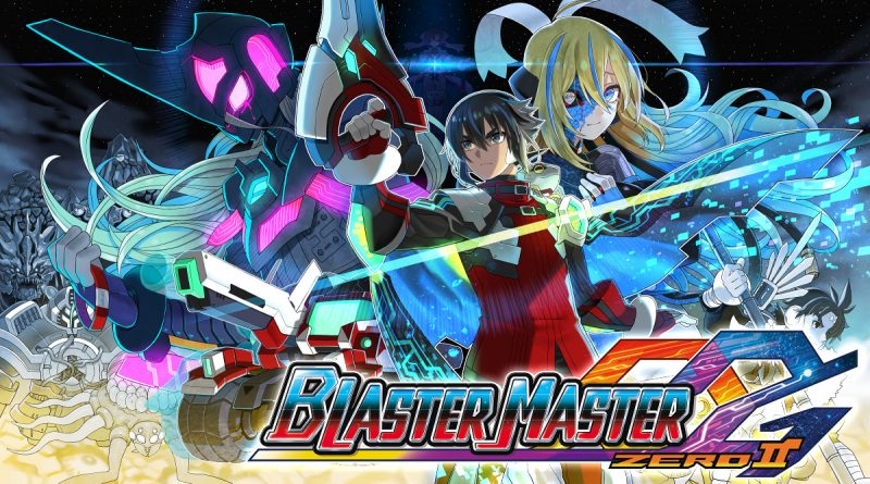 Blaster Master Zero 2 Nintendo Switch