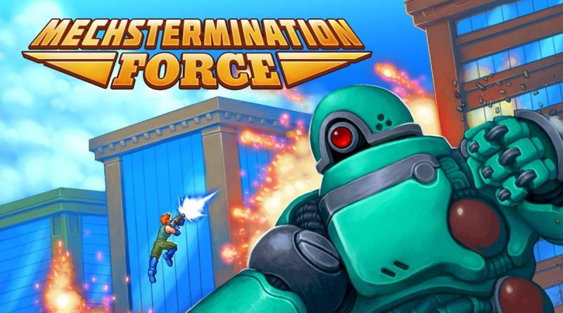 Mechstermination Force Nintendo Switch