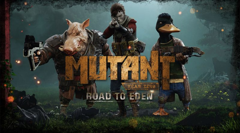 Mutant Year Zero: Road to Eden Coming To Nintendo Switch on June 25
