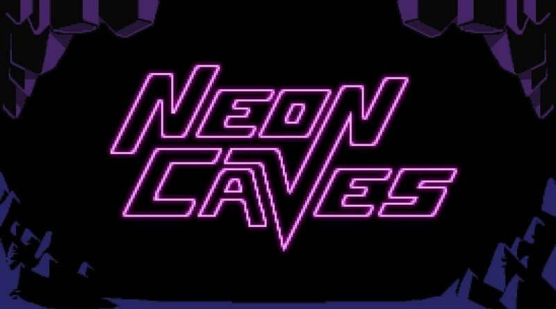Neon Caves Nintendo Switch