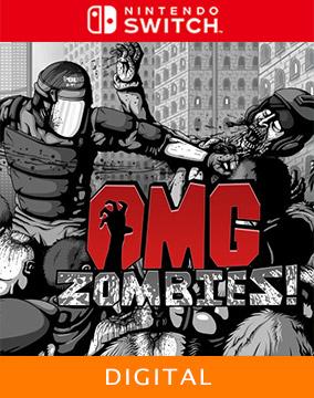 OMG Zombies!