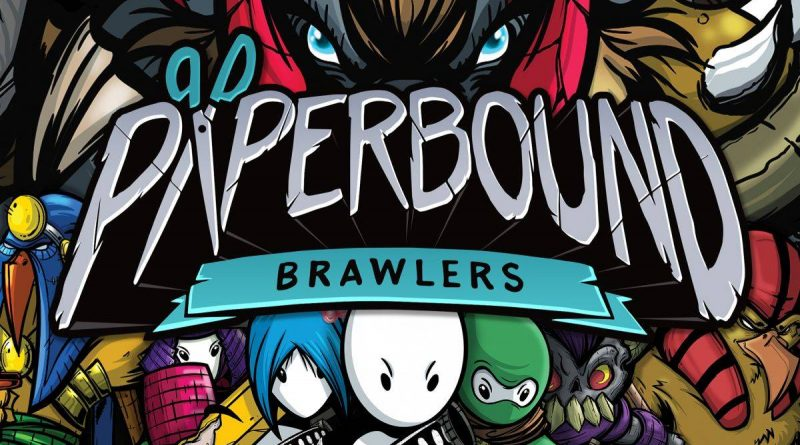 Paperbound Brawlers Nintendo Switch