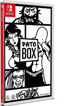 Pato Box Nintendo Switch