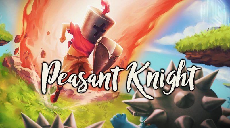 Peasant Knight PS Vita PS4 Switch