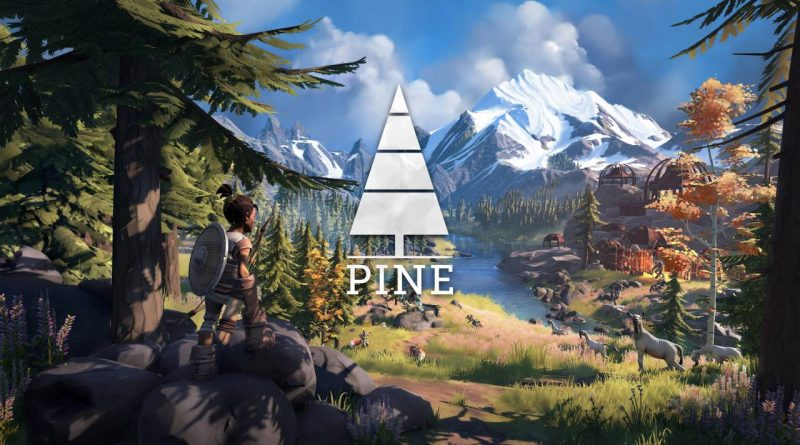 Pine Nintendo Switch