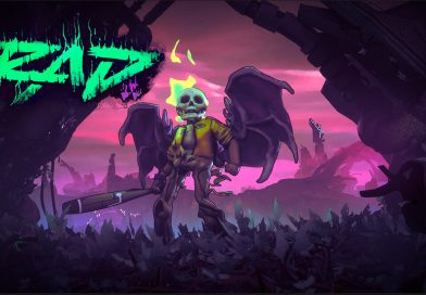RAD Announced For Nintendo Switch