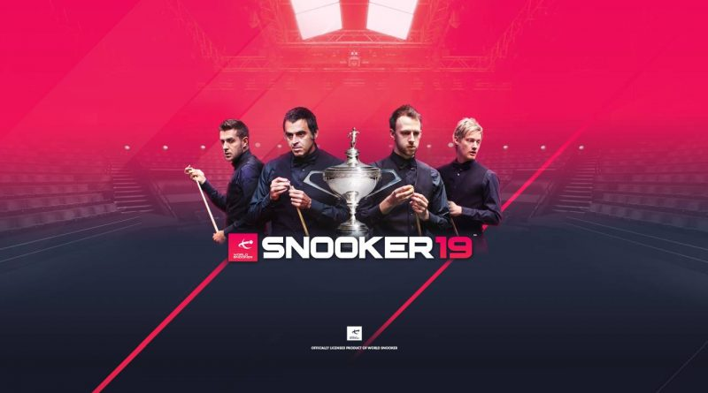 Snooker 19 Nintendo Switch