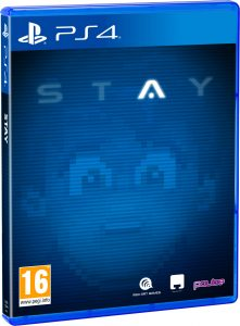 STAY Physical Edition PS4
