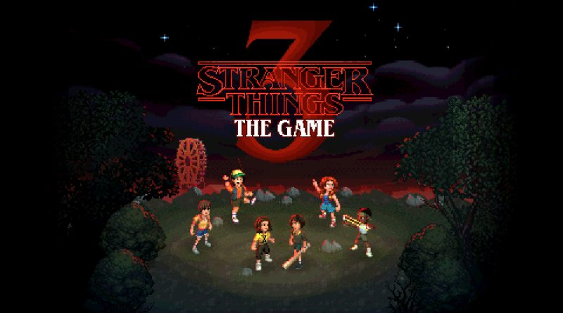 Stranger Things 3: The Game Nintendo Switch