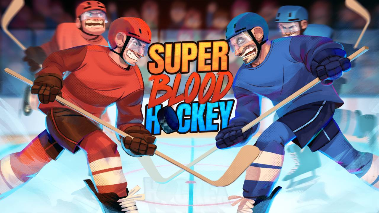 Super Blood Hockey Arrives On Nintendo Switch On April 26