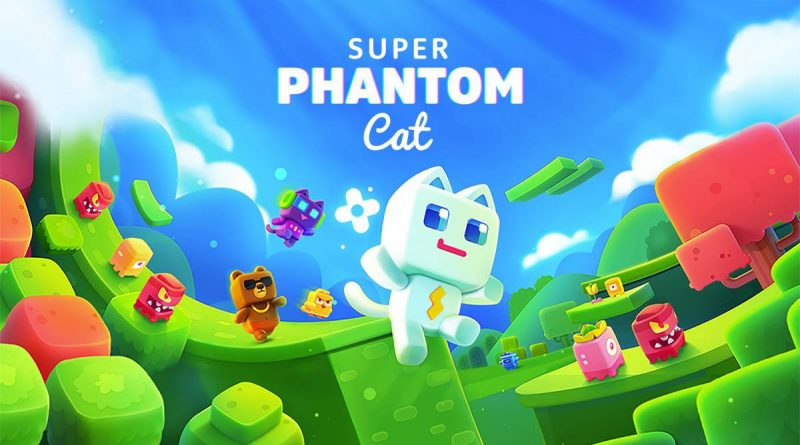 Super Phantom Cat Nintendo Switch
