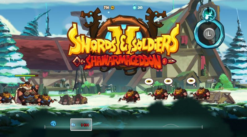 Swords and Soldiers 2 Shawarmageddon Nintendo Switch