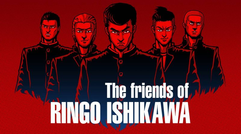 The Friends of Ringo Ishikawa Nintendo Switch