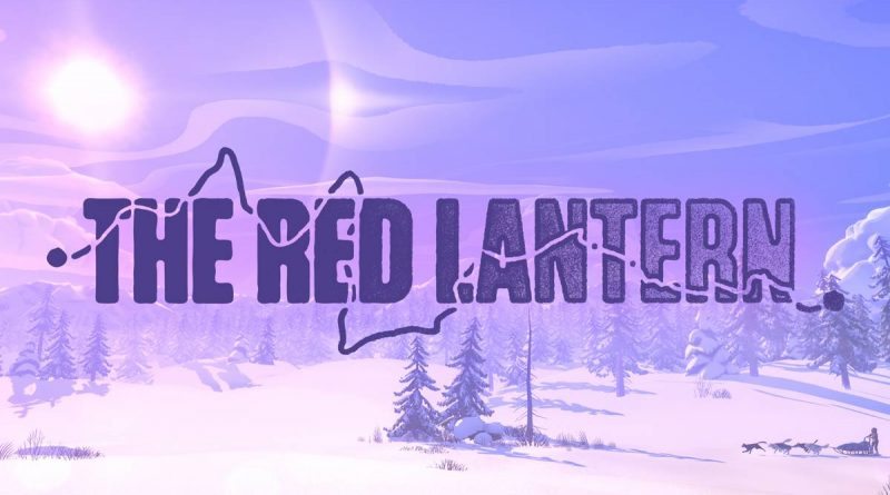 The Red Lantern Nintendo Switch