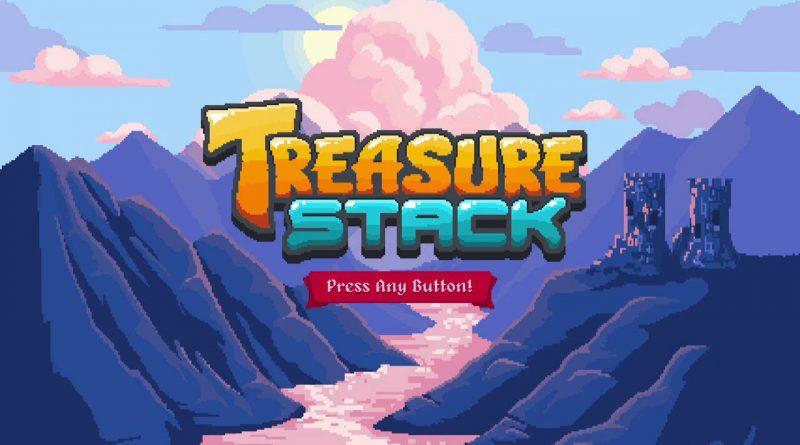 Treasure Stack Nintendo Switch