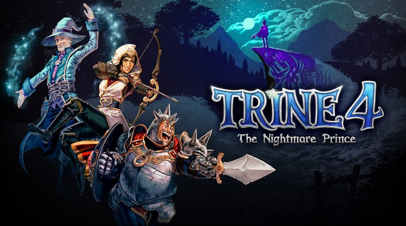 Trine 4: The Nightmare Prince Nintendo Switch