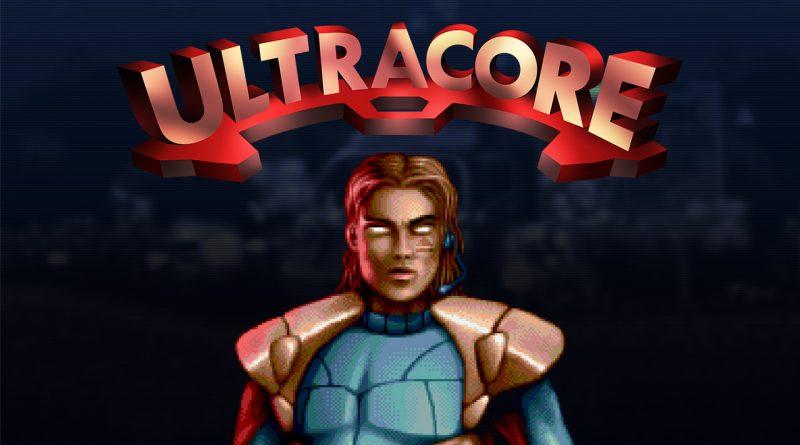 Ultracore PS Vita PS4