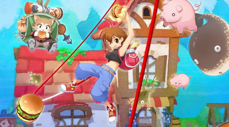 Umihara Kawase Fresh! Nintendo Switch