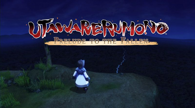 Utawarerumono: Prelude to the Fallen PS Vita PS4