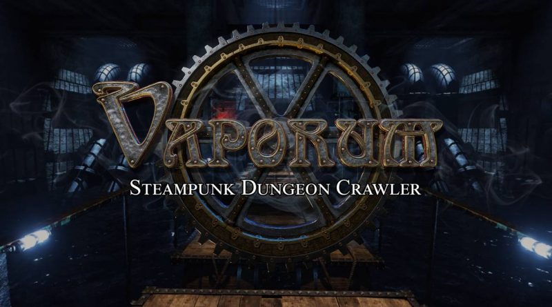 Vaporum Nintendo Switch