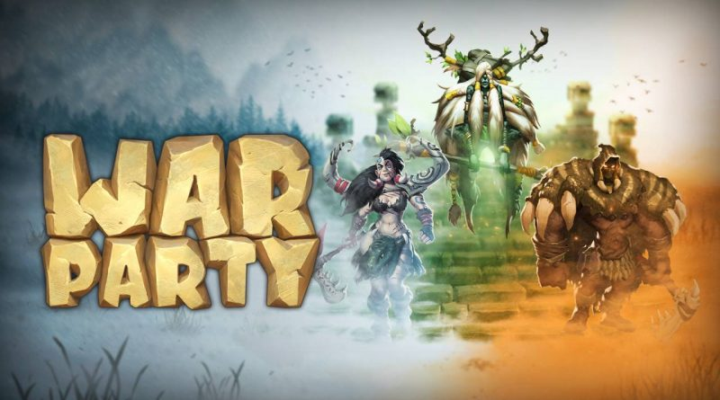 Warparty Nintendo Switch