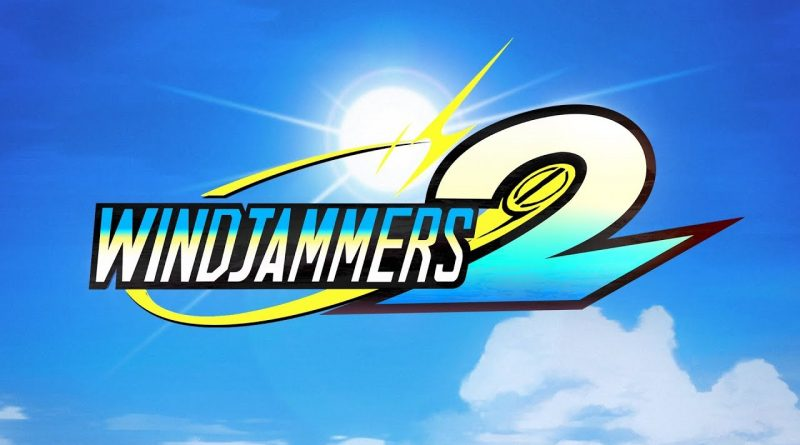Windjammers 2 Nintendo Switch