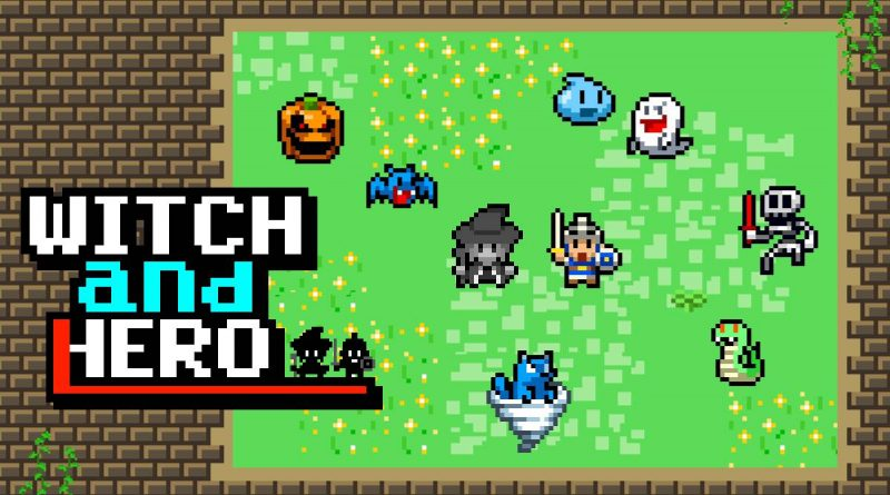 Witch & Hero Nintendo Switch