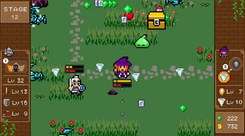 Witch & Hero Nintendo Switch