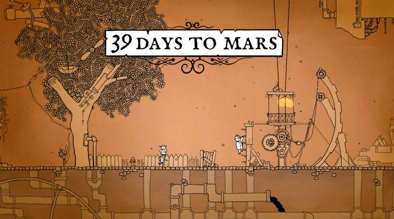 39 Days to Mars Nintendo Switch