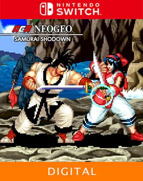 ACA NeoGeo Samurai Shodown V Special