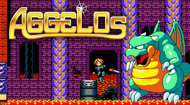 Aggelos Nintendo Switch