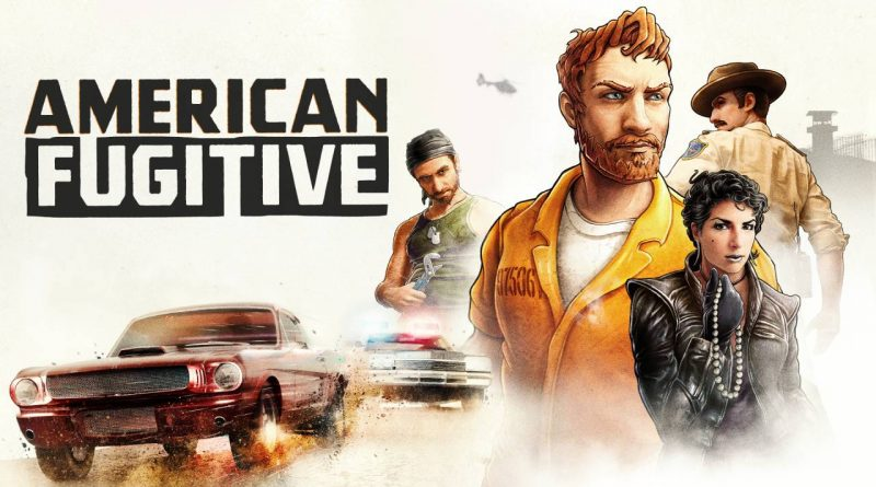 American Fugitive Nintendo Switch