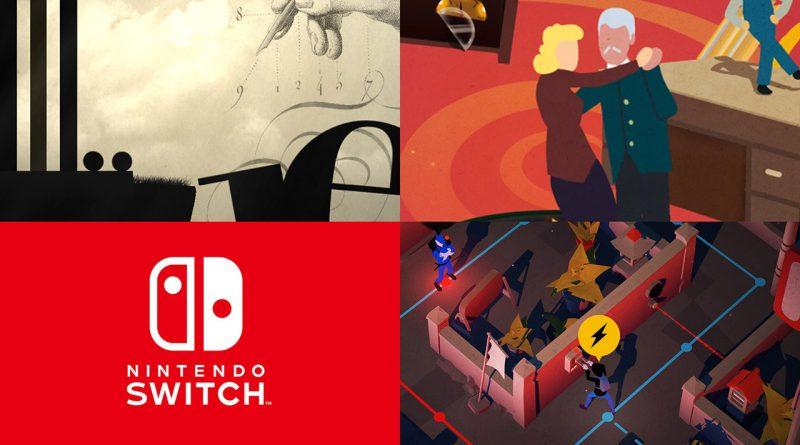 Vandals, Homo Machina and Type:Rider Nintendo Switch