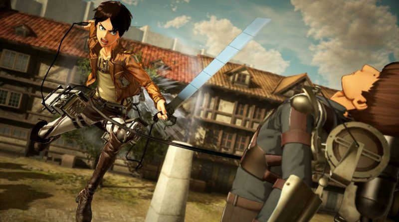 Attack on Titan 2: Final Battle Nintendo Switch