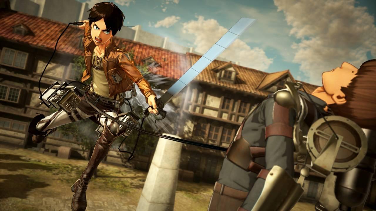 Attack on Titan 2: Final Battle Details New Gameplay ...