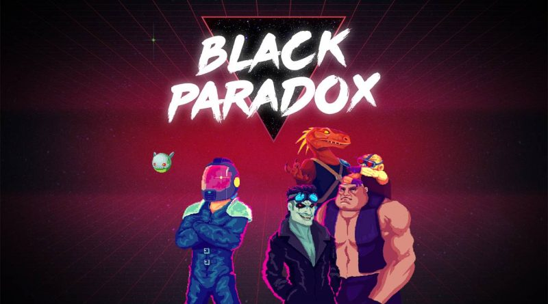 Black Paradox Nintendo Switch