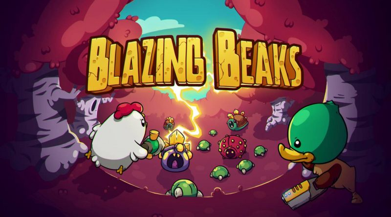 Blazing Beaks Nintendo Switch