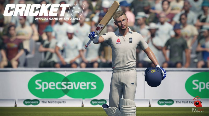 Cricket 19 – The Official Game of the Ashes Nintendo Switch