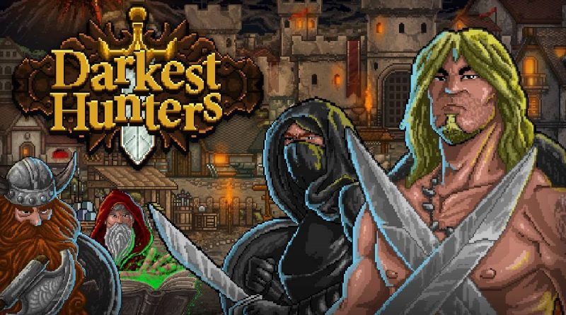 Darkest Hunters Nintendo Switch