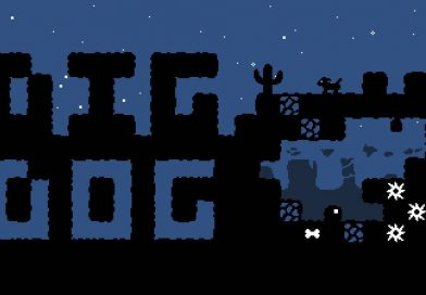Dig Dog Coming To Nintendo Switch On April 26