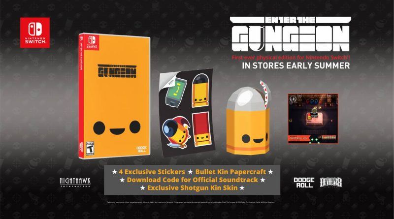 Enter the Gungeon Nintendo Switch