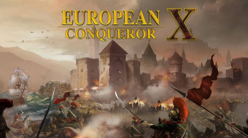 European Conqueror X Nintendo Switch
