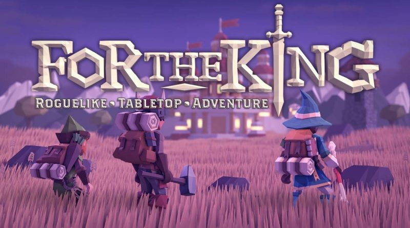 For The King Nintendo Switch