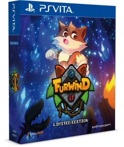 Furwind Limited Edition PS Vita