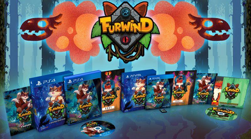 Furwind PS Vita PS4