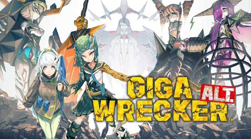 Giga Wrecker Alt. Nintendo Switch