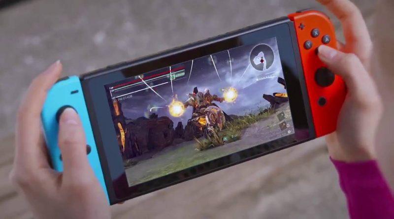 God Eater 3 Nintendo Switch
