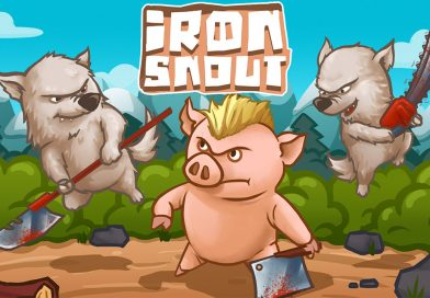 Iron Snout Coming To PS Vita, PS4 & Switch This Week
