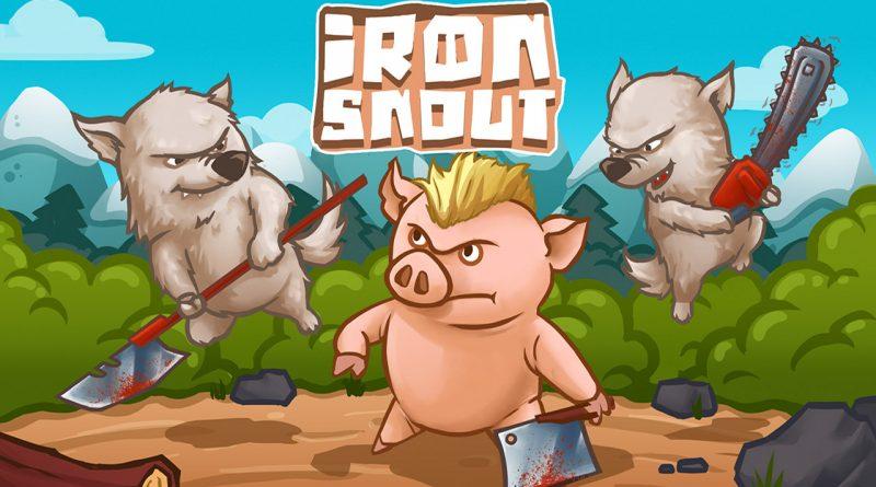 Iron Snout PS Vita PS4 Switch