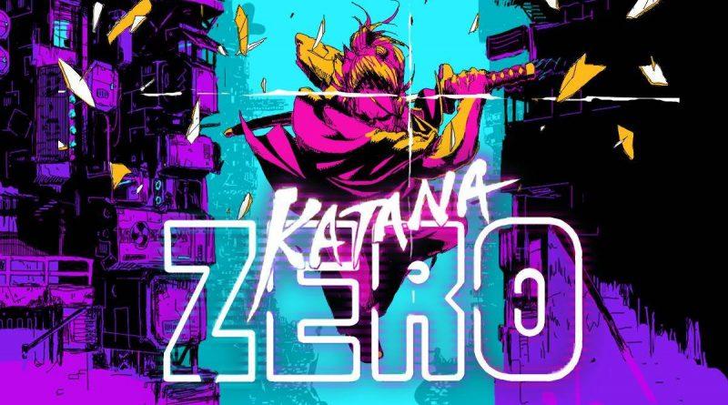 Katana ZERO Out Now On Nintendo Switch